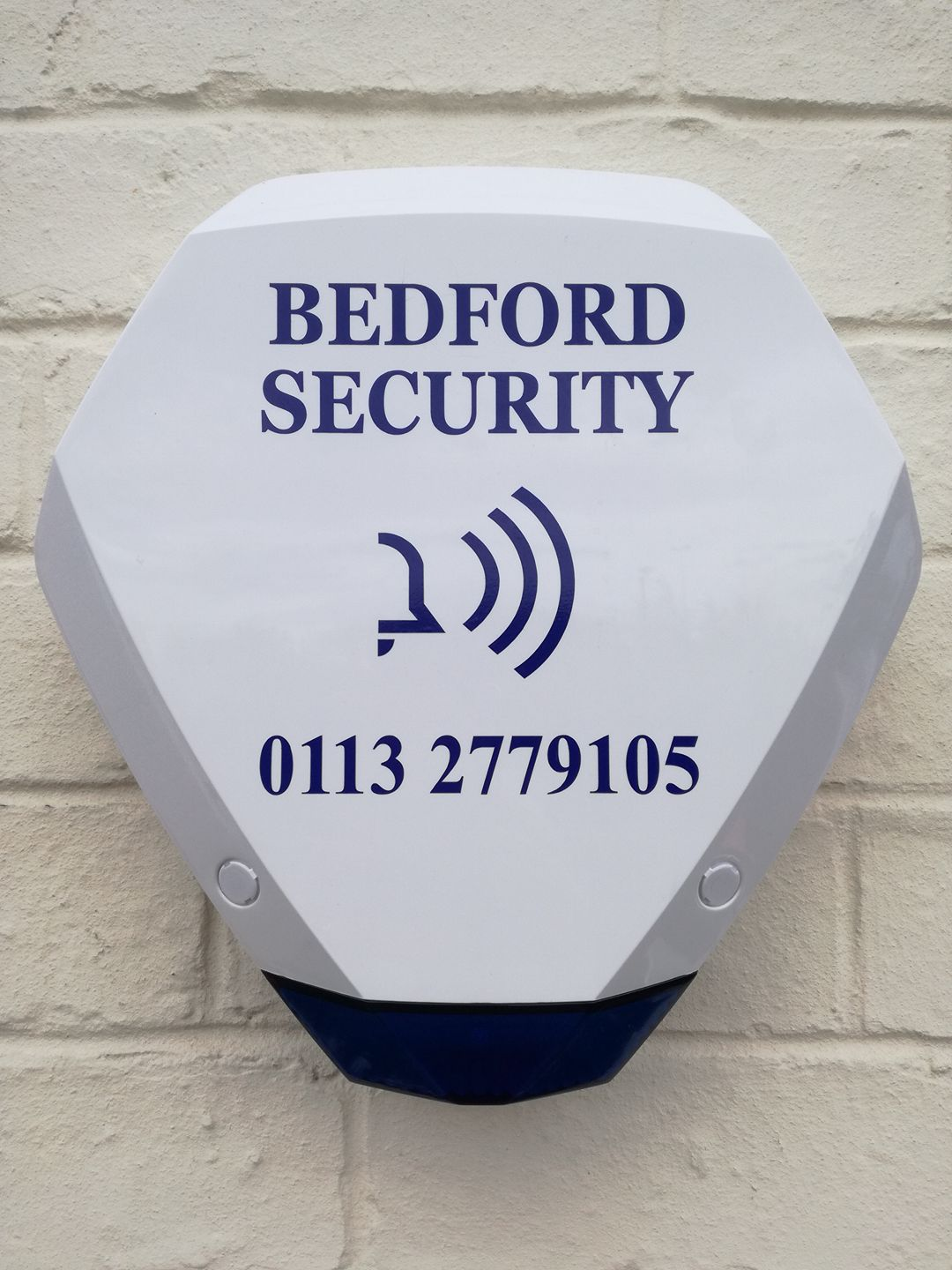 Bedford Security Alarm System