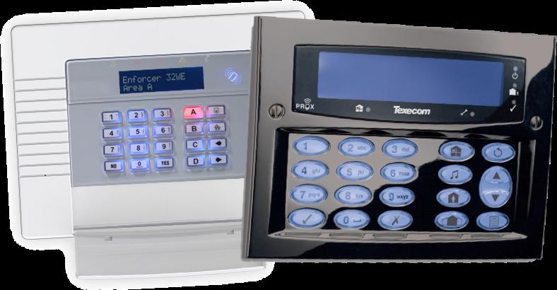Pyronix and Texecom Alarm System